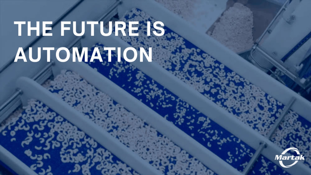 Automation in the seafood industry